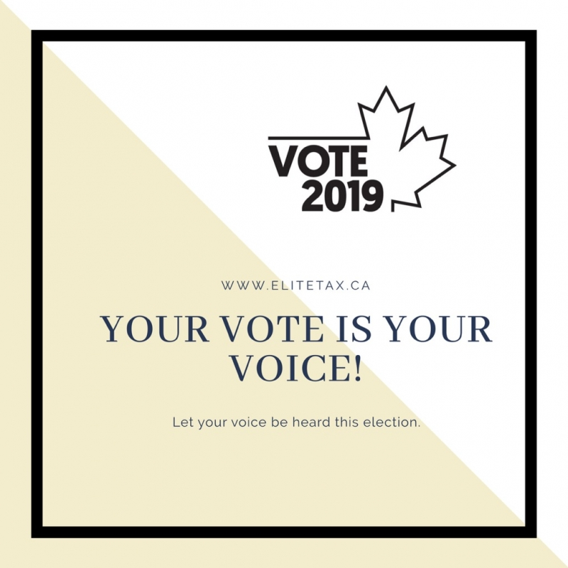 The 2019 Canadian Federal Election and Your Wallet